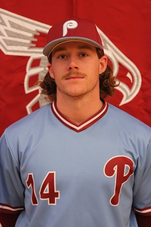 Rhys De Highden Baseball Pierce College Athletics