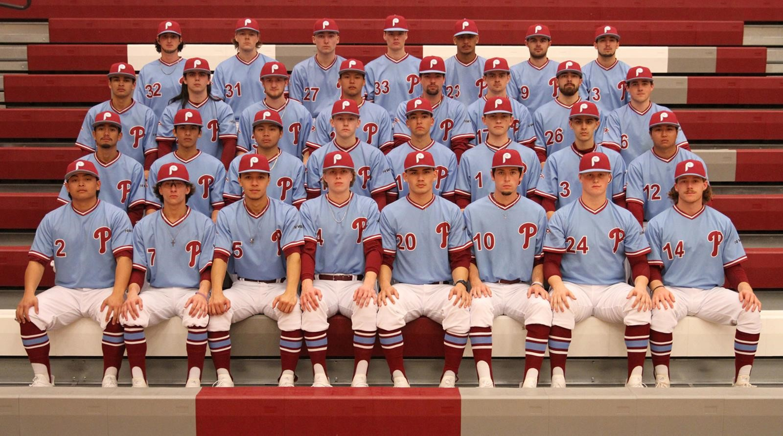 2019 Baseball Roster Pierce College Athletics