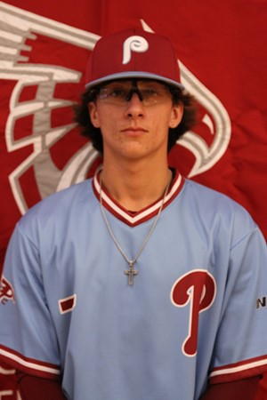Cody Russell Baseball Pierce College Athletics