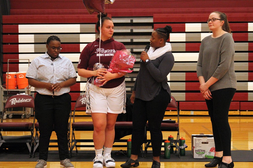 Women's Basketball - Pierce College Athletics